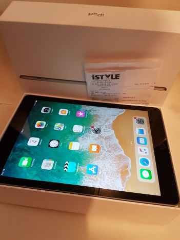 IPad 6 (2018), 128GB, nou